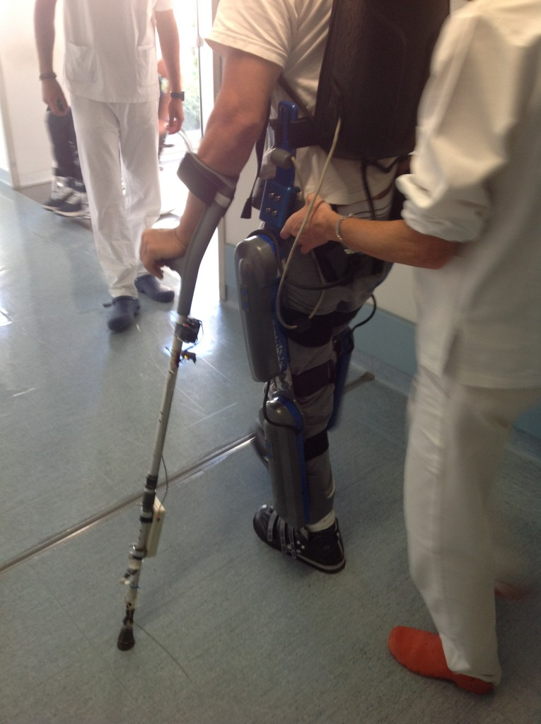 Instrumented Crutches